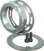 Spindle Parts & Accessories - Spindle Nuts & Washers - Allstar Performance - Allstar Performance Aluminum Spindle Nut Kit