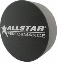 "Wheel Parts & Accessories - Mud Plugs - Allstar Performance - Allstar Performance 5"" Foam Mud Plug - Fits 15"" Wheels - Black"