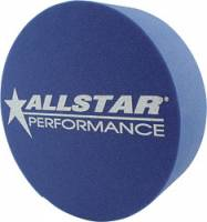 "Wheels and Tire Accessories - Allstar Performance - Allstar Performance 5"" Foam Mud Plug - Fits 15"" Wheels - Blue"