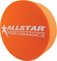 "Wheel Parts & Accessories - Mud Plugs - Allstar Performance - Allstar Performance 5"" Foam Mud Plug - Fits 15"" Wheels - Orange"
