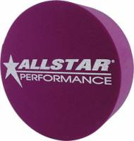"Wheel Parts & Accessories - Mud Plugs - Allstar Performance - Allstar Performance 5"" Foam Mud Plug - Fits 15"" Wheels - Purple"