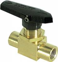 Brake System Adapters - Brake Shut-Off Valves - Allstar Performance - Allstar Performance Brake Shut-Off Valve
