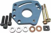 Power Steering Pump Brackets - Head Mount Brackets - Allstar Performance - Allstar Performance Cylinder Head Mount Power Steering Bracket Kit