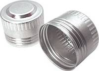 Fittings & Hoses - Allstar Performance - Allstar Performance -04 AN Aluminum Caps - (20 Pack)