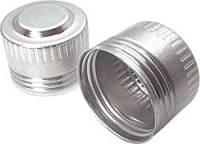 Dust Caps & Plugs - Aluminum Dust Caps & Plugs - Allstar Performance - Allstar Performance -12 AN Aluminum Caps - (10 Pack)