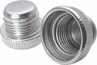 Caps & Plugs - Aluminum Caps & Plugs - Allstar Performance - Allstar Performance -12 AN Aluminum Plugs - (10 Pack)