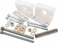 Sway Bar Parts & Accessories - Sway Bar Installation Kits - Allstar Performance - Allstar Performance Adjustable Anti-Roll Bar Mount w/ Urethane Bushing - Standard SAE Threads