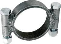 "Suspension - Rear - Tube Clamps - Allstar Performance - Allstar Performance Clamp-On Ring, Retainer - 1"" Wide, 2 Bolt Tube"