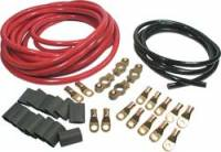 Battery - Battery Cables - Allstar Performance - Allstar Performance Battery Cable Kit - Drag Style Kit