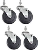 Engine Tools - Engine Cradles - Allstar Performance - Allstar Performance Standard Duty Engine Cradle Wheel Kit