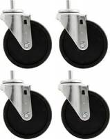 Engine Tools - Engine Cradles - Allstar Performance - Allstar Performance Heavy Duty Engine Cradle Wheel Kit