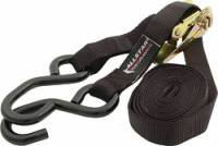 "Tie Downs & Mounts - Tie Downs & Straps - Allstar Performance - Allstar Performance 1"" Wide x 8 Ft. Length Ratchet Binder"