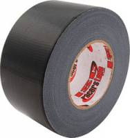 "Tape - Racers Duct Tape - ISC Racers Tape - ISC Racers Tape - 3"" Black - 180 Ft,"