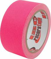 "ISC Racers Tape - ISC Racers Tape Gaffers Tape - 2"" Flourescent Pink - 45 Ft."