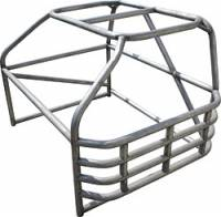 Roll Cage Kits - Roll Cage Kits - Circle Track - Allstar Performance - Allstar Performance Deluxe Roll Cage Kit - Fits 1979-93 Mustang Mini-Stock