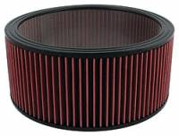 """Universal Round Air Filters - 14"""" Round Air Filters - Allstar Performance - Allstar Performance 14"""" x 6"""" Washable Air Filter Element"""