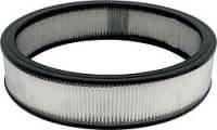 "Universal Round Air Filters - 14"" Round Air Filters - Allstar Performance - Allstar Performance 14"" x 3"" High Performance Paper Air Filter Element"