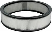 "Universal Round Air Filters - 14"" Round Air Filters - Allstar Performance - Allstar Performance 14"" x 3.5"" High Performance Paper Air Filter Element"