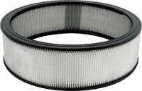 "Universal Round Air Filters - 14"" Round Air Filters - Allstar Performance - Allstar Performance 14"" x 4"" High Performance Paper Air Filter Element"