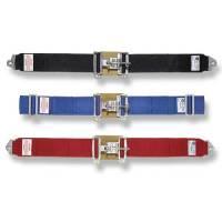 "Seat Belts - Latch & Link Seat Belts - Simpson Race Products - Simpson 5 Point Latch F/X Seat Belts - Pull Down Adjustment - 62"" Wrap Around"