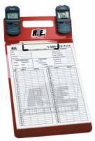 Timing & Scoring - Timing, Scoring & Checklist Sheets - Racing Electronics - Racing Electronics Timing Pad