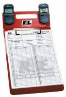 Timing & Scoring - Timing, Scoring & Checklist Sheets - Racing Electronics - Racing Electronics Timing Pad (2 Pack)
