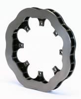 "Wilwood Rotors - WilwoodUltralite Scalloped Brake Rotors - Wilwood Engineering - Wilwood Ultralite 32 Vane Scalloped Rotor - 11.75"" Diameter - 1.25"" Width - 8 x 7.00"" Bolt Circle - .325"" Hole Type - 8.34"" Far Side I.D. - 6.38"" Lug I.D. - 5.8 lbs."