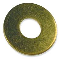 "Caliper Parts & Accessories - Caliper Shims & Spacers - Wilwood Engineering - Wilwood Caliper Shims - .032"" w/ 7/16"" Diameter Hole - (10 Pack)"