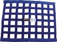 "Safety Equipment - Allstar Performance - Allstar Performance Border Style Ribbon Window Net - 18"" x 24"" - Blue"