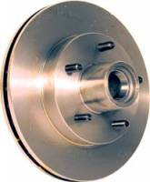 Hubs & Bearings - GM Metric Hubs - Allstar Performance - Allstar Performance GM Metric Hub & Rotor Assembly