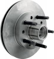 Allstar Performance Rotors - GM Metric Rotors - Allstar Performance - Allstar Performance GM Metric Hub & Rotor Assembly