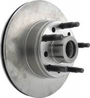 "Wheel Hubs, Bearings and Components - Ford Granada Hubs - Allstar Performance - Allstar Performance Ford Mustang II / Granada Rotor - 5 x 5"" - 5/8""-11 Studs"