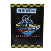 Ring and Pinion Install Kits and Bearings - Carrier Bearings and Races - Richmond Gear - Richmond Ring & Pinion Installation Video