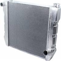 """Allstar Performance Radiators - AllstarPerformanceFord Style Radiators - Allstar Performance - Allstar Performance Aluminum Radiator - Ford, Chrysler - 19"""" x 24"""""""