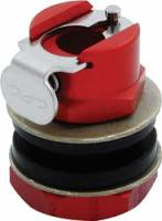 Bleeders & Accessories - Allstar Performance Bleeders - Allstar Performance - Allstar Performance Aluminum Disconnects Tire Reliefs - (Set of 4)
