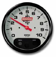 QuickCar Racing Products - QuickCar Tachometer w/ Memory - 10,000 RPM