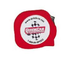 Tools & Pit Equipment - QuickCar Racing Products - QuickCar 12 Ft. Deluxe Tape Measure