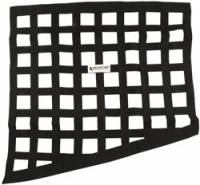 Safety Equipment - Allstar Performance - Allstar Performance Border Style Window Net - Drag Black