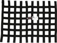 """Window Nets - Ribbon Window Nets - Allstar Performance - Allstar Performance Loop Style Window Net - 18"""" x 24"""" - Black"""