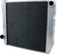 """Allstar Performance Radiators - AllstarPerformanceFord Style Radiators - Allstar Performance - Allstar Performance Aluminum Radiator Ford - 19"""" x 24"""""""