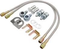 Brake Hoses - Brake Line Hose Kits - Allstar Performance - Allstar Performance Brake Hose Kit for #ALL42025