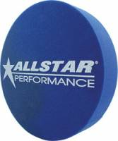 "Wheel Parts & Accessories - Mud Plugs - Allstar Performance - Allstar Performance 3"" Foam Mud Plug - Fits 15"" Wheels - Blue"