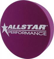 "Wheel Parts & Accessories - Mud Plugs - Allstar Performance - Allstar Performance 3"" Foam Mud Plug - Fits 15"" Wheels - Purple"