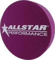 "Wheels & Tires - Allstar Performance - Allstar Performance 3"" Foam Mud Plug - Fits 15"" Wheels - Purple"