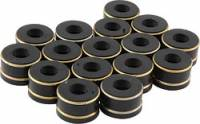 "Camshafts and Valvetrain - Valve Stem Seals - Allstar Performance - Allstar Performance High Performance Umbrella Valve Seals (Set of 16) - .675"" O.D. Seals Fit 11/32"" Valve Stems"