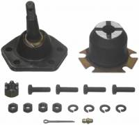Chevrolet 2500/3500 Steering Components - Chevrolet 2500/3500 Spindles, Ball Joints, and Components - Moog Chassis Parts - Moog Upper Ball Joint - Bolt-In - Chevy, GMC - 63-71 Chevy - GMC Truck, Ub Machine Style Upper A-Frames - Bolt-In