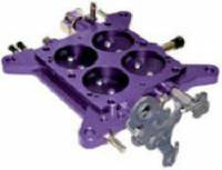 Carburetor Service Parts - Base Plates - Proform Performance Parts - Proform Billet Aluminum Throttle Base Plate - Holley 650 CFM, 700 CFM, 750 CFM, 800 CFM - 4150 Series