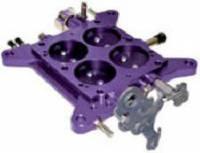 Carburetor Service Parts - Base Plates - Proform Performance Parts - Proform Billet Throttle Base Plate - Holley 850 CFM, 950 CFM - 4150 Series