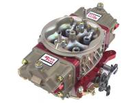 Gasoline Carburetors - 750 CFM Gasoline Carbs - Quick Fuel Technology - Quick Fuel Technology Q-Series 750 CFM Circle Track Carburetor - Mechanical Secondaries - Alcohol