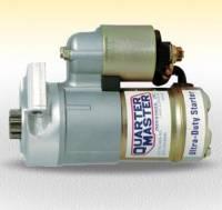 Ignition & Electrical System - Quarter Master - Quarter Master Starter for Bert/Brinn Reverse Mount Bellhousing - 91 Tooth Flywheel